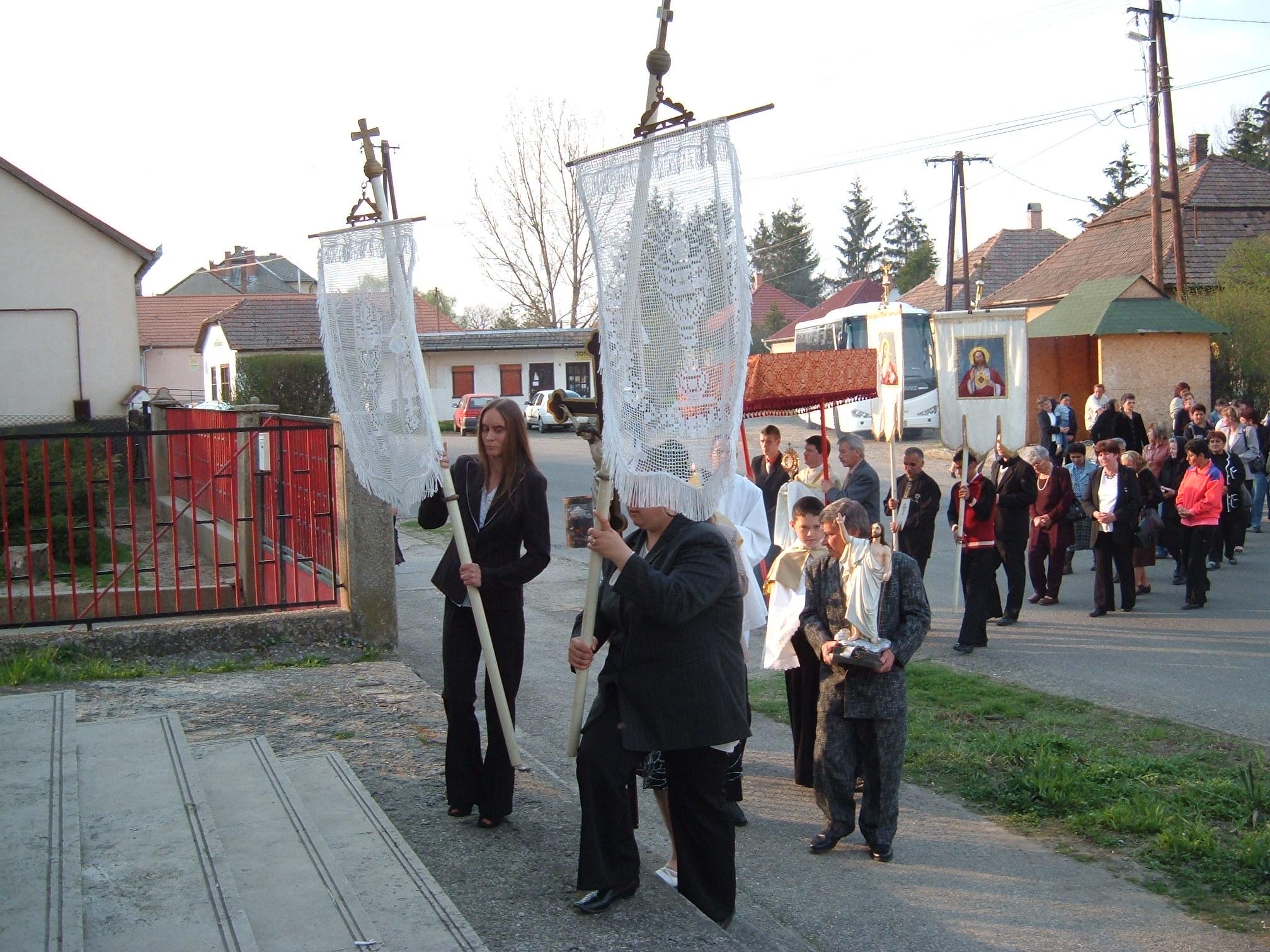 Húsvéti körmenet 5.