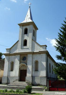 szirák katolikus templom 1.