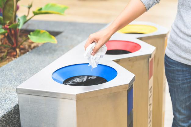 Szelektív hulladékgyűjtéssel kapcsolatos tájékoztató