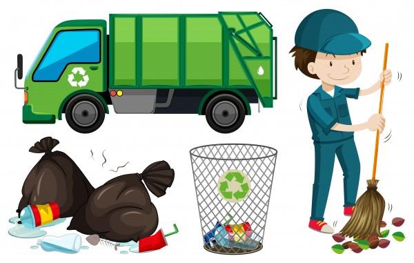 Szelektív hulladékgyűjtés szállítási napjai 2020. I. negyedévre vonatkozóan