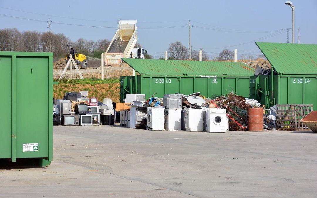 A hulladékudvarban leadható hulladékok